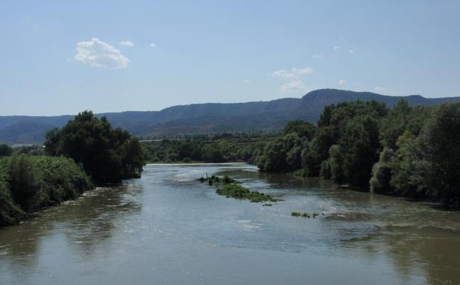 Aiguabarreig entre el riu Segre i el Cinca