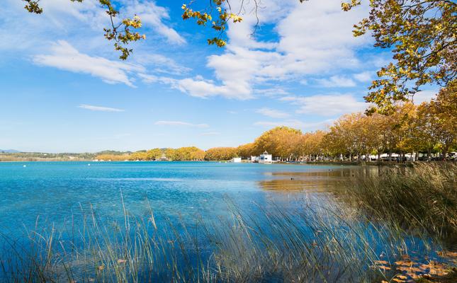 L'estany de Banyoles és el símbol indiscutible de la ciutat