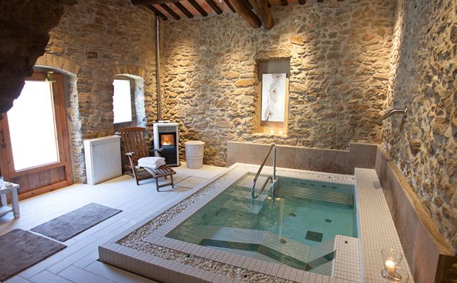 Petit spa de La Garriga de Castelladral