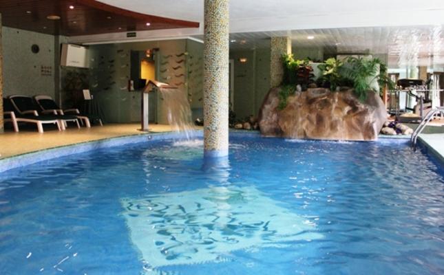Spa de l'Hotel Grèvol