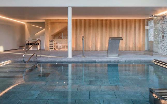 El nou spa del Mas Falgarona