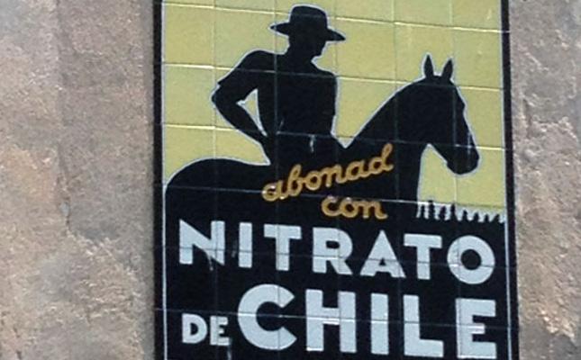L'anunci del Nitrato de Chile a Torroella de Montgrí
