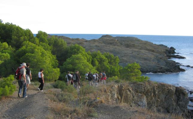 Enosenderisme al Parc Natural del Cap de Creus