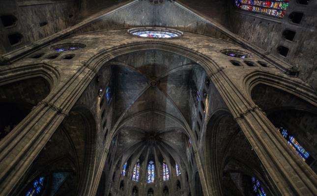 Catedral de Girona - Thinkstock