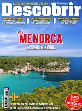 Tot Menorca. 25 propostes per gaudir de la reserva de la Biosfera.