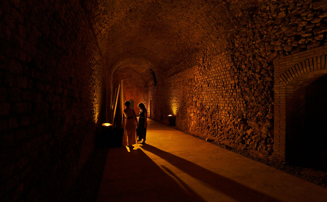 una nit a l'antiga roma