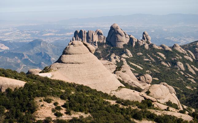 Parc Natural de la Muntanya de Montserrat