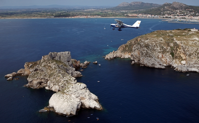 Les Illes Medes formen part del Parc Natural