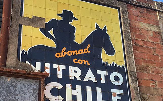 L'anunci del Nitrato de Chile a Salitja (Vilobí d'Onyar)