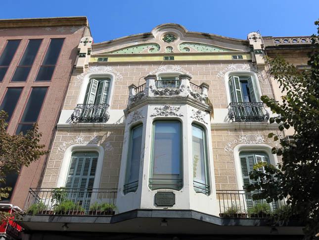 El Modernisme, present també a Esparreguera