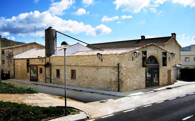 Centre d'Interpretació de l'Oli de Vandellòs