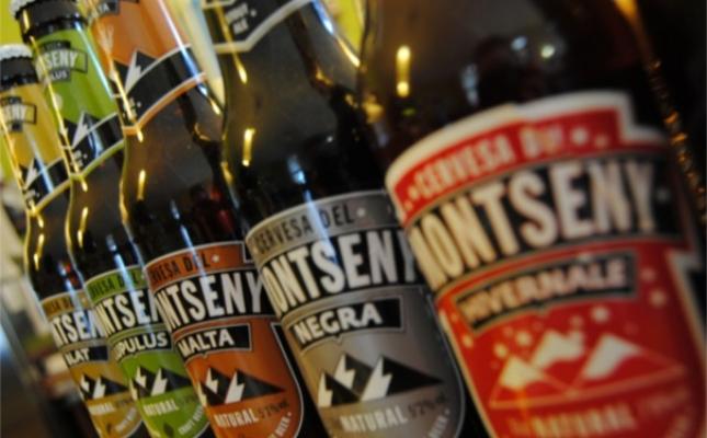 Tast de Cervesa del Montseny