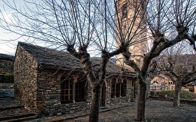 Església Sant Vicenç de Planoles