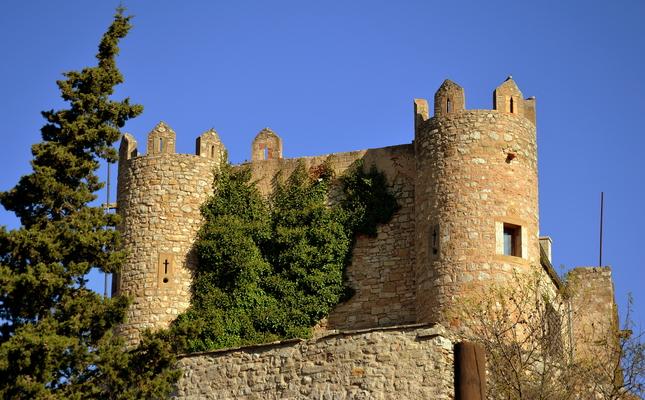 Castell de Biure de Gaià