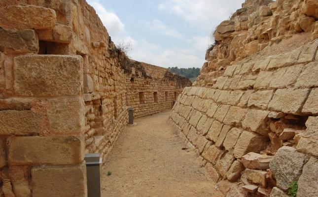 Castell dels Llorac a Solivella