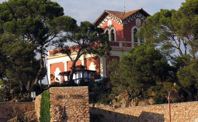 Edifici de salvament marítim Fortim