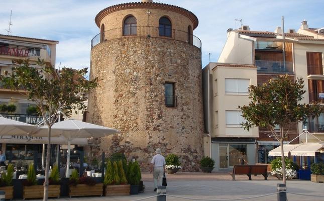 La torre del Port de Cambrils