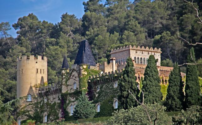Castell de Samalús