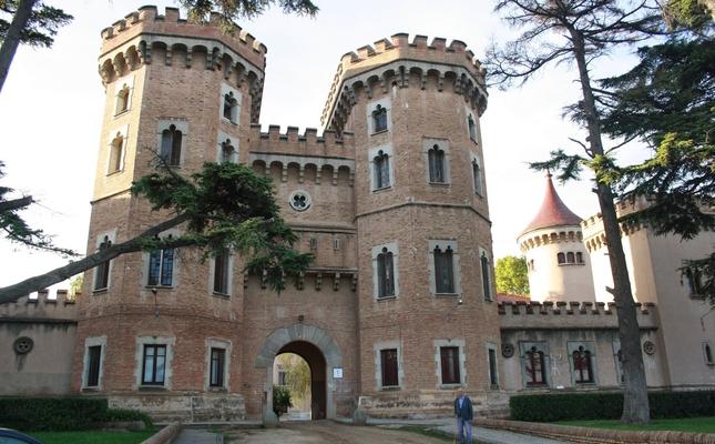 Castell de Can Taió