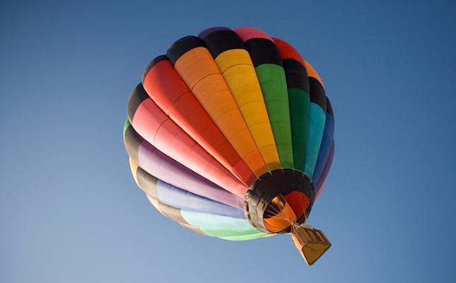 Globus aerostàtic