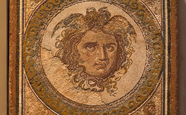 Medusa - Museu Nacional Arqueològic de Tarragona