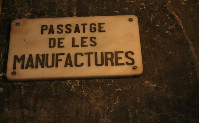 Passatge de les Manufactures