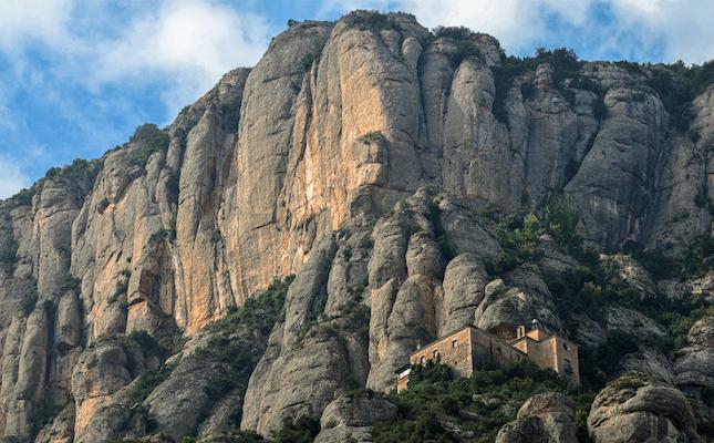 La Santa Cova de Montserrat