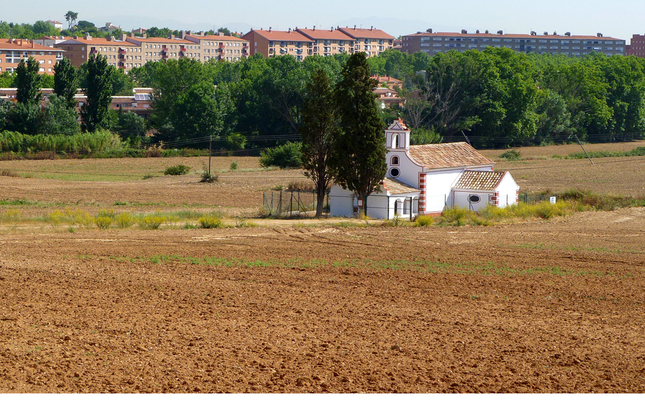 Ermita de Santa Maria de les Feixes