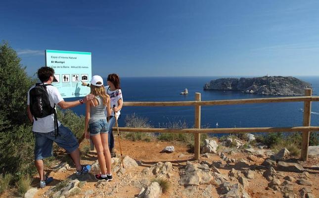 Camins del Parc Natural del Montgrí, les illes Medes i el Baix Ter