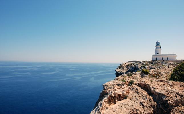 Far de Cavalleria Menorca