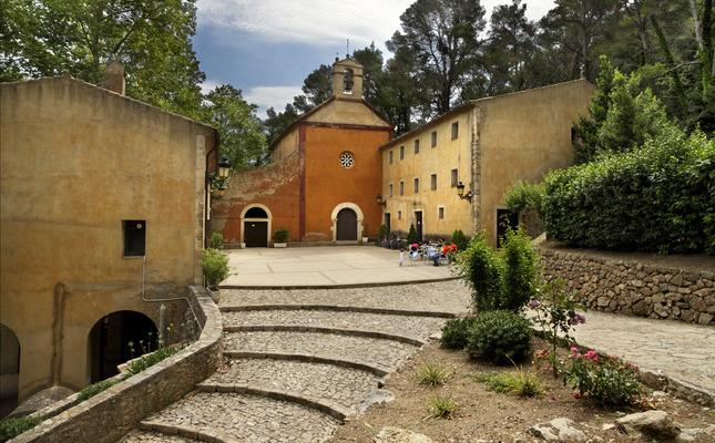 Serra de Llaberia - Ermita de Santa Marina
