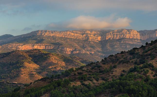 Serra major del Montsant