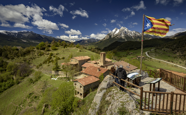 Mirador de la Gargallosa - Pedraforca