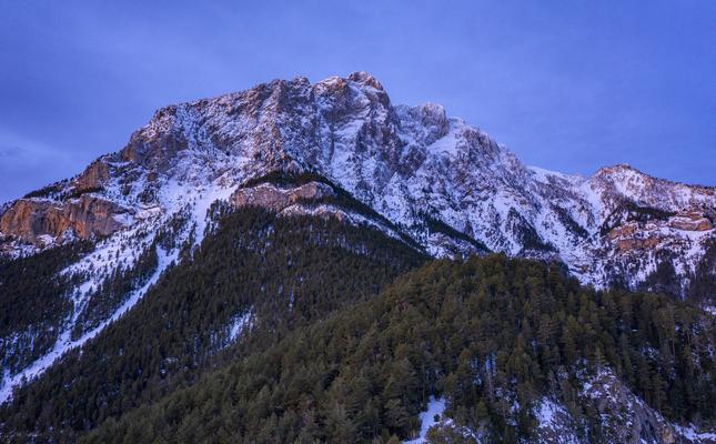 Mirador de Gresolet - Pedraforca