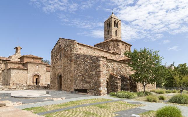 Conjunt monumental de les esglésies de Sant Pere de Terrassa