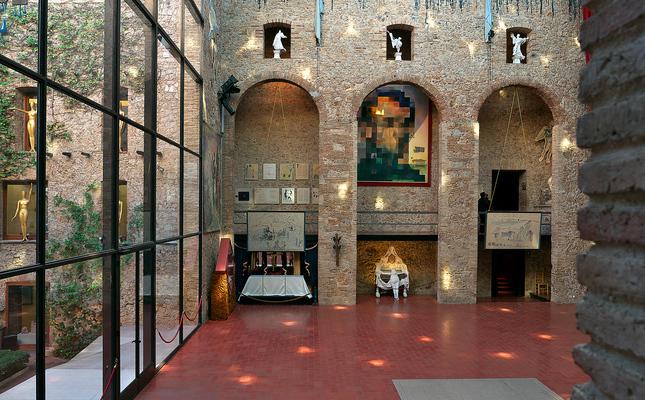 Teatre-Museu Dalí de Figueres