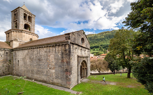 Església de Sant Pere de Camprodon