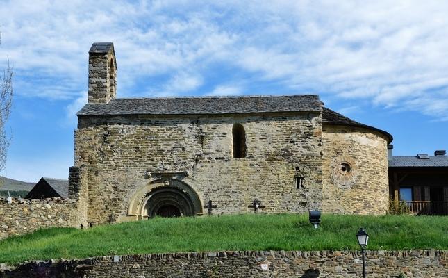 Església de Santa Eugènia de Ger