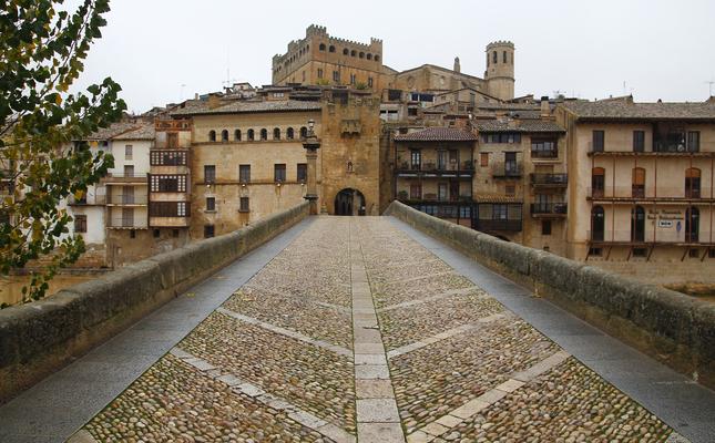Pont de Sant Roc a Vall-de-roures