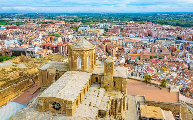 Catedral de la Seu Vella i Lleida