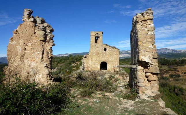 Església de Sant Martí de Lladurs