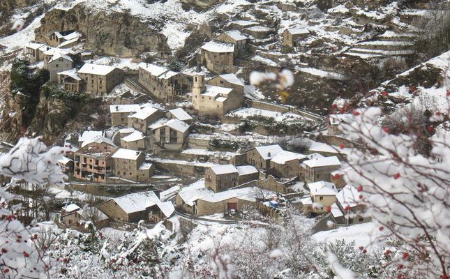 Nucli de Burg, a Farrera