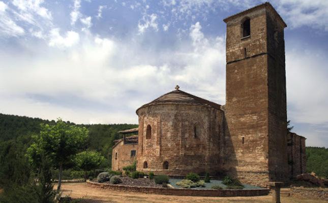 Església de Sant Esteve d'Olius