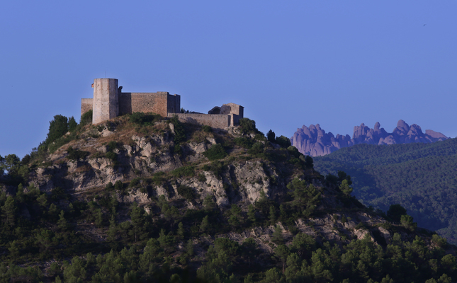 Castell de Claramunt