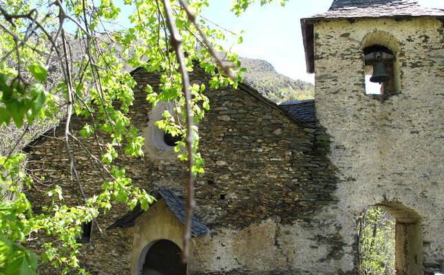 església de Santa Maria de Besan