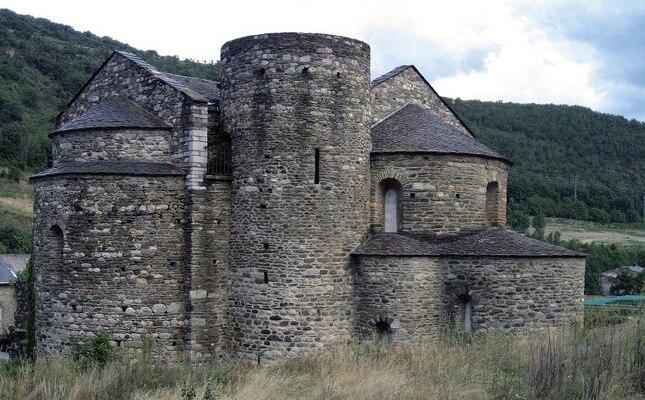 Monestir de Sant Sadurní de Tavèrnoles d'Anserall