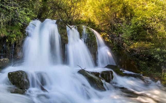 Cascada de l'Adou