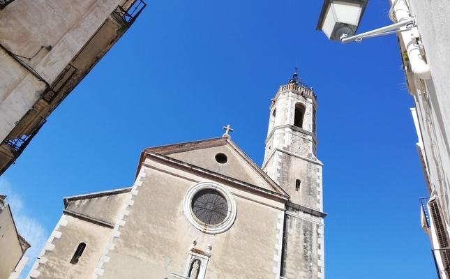 Església de Santa Maria de la Geltrú