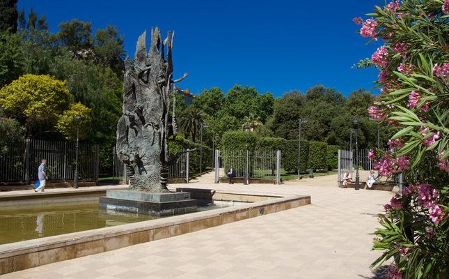 Turó Park a Barcelona