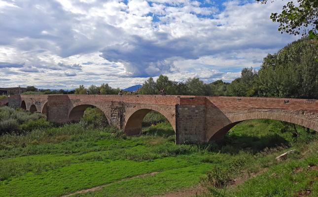 Pont Vell de Castelló (Castelló d'Empúries)